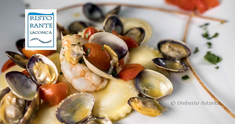 Octopus salad - La Conca Restaurant